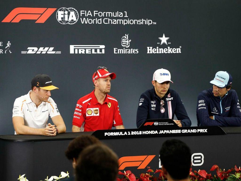 Japan: FIA press conference