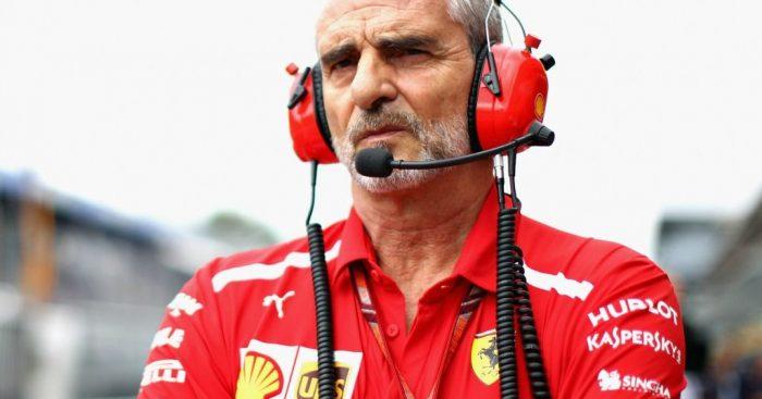 Maurizio Arrivabene: Ferrari boss committed