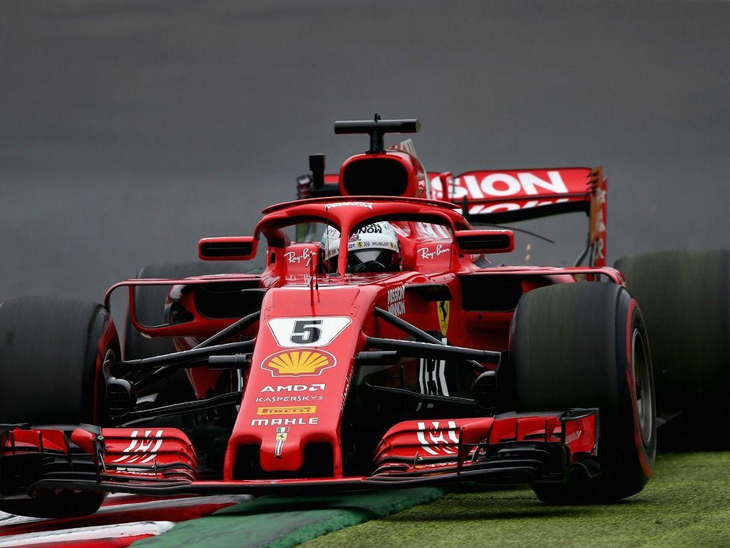 Sebastian Vettel: Ferrari damaging tyres