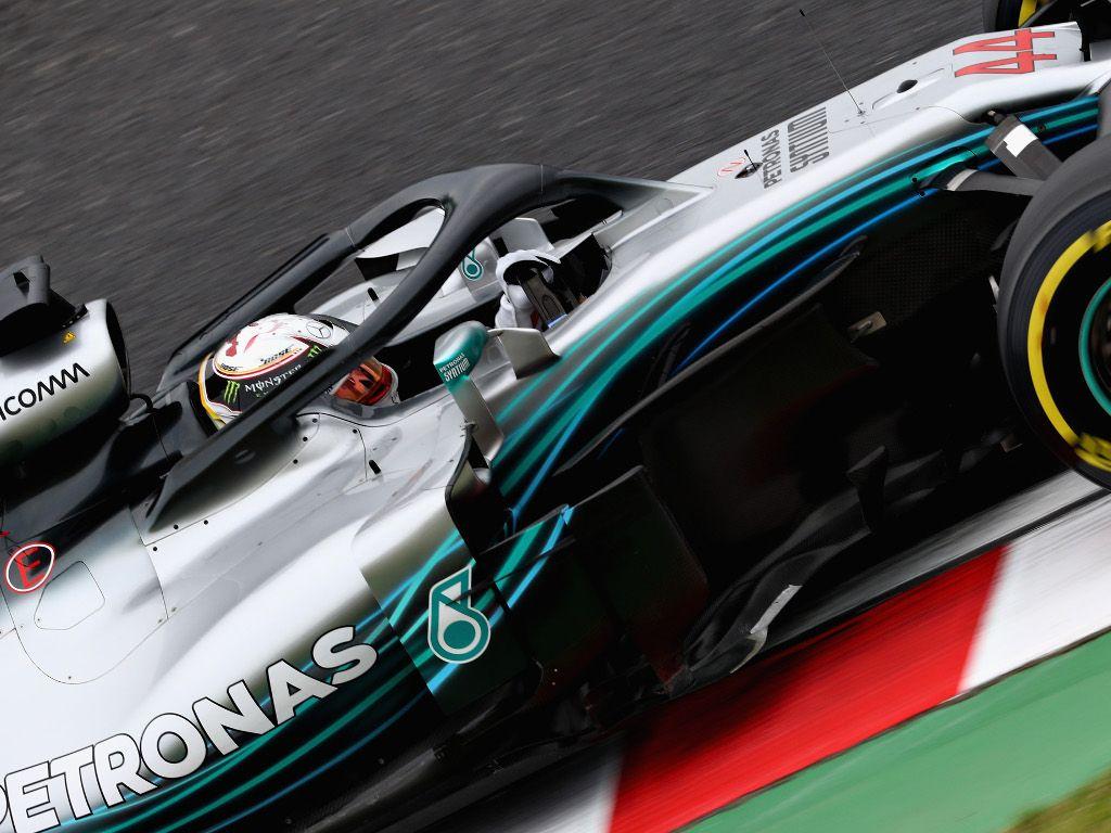 Qualy: Hamilton's dominance continues with Suzuka pole