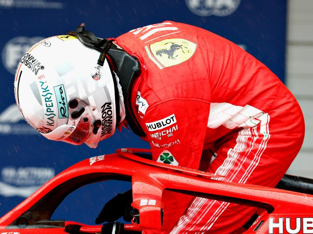 Sebastian Vettel: Ferrari issues once again