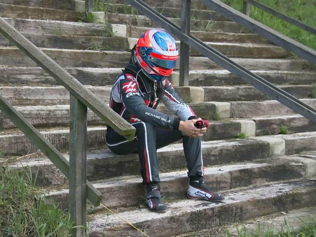 Romain Grosjean 'proud' of 2018 fight-back