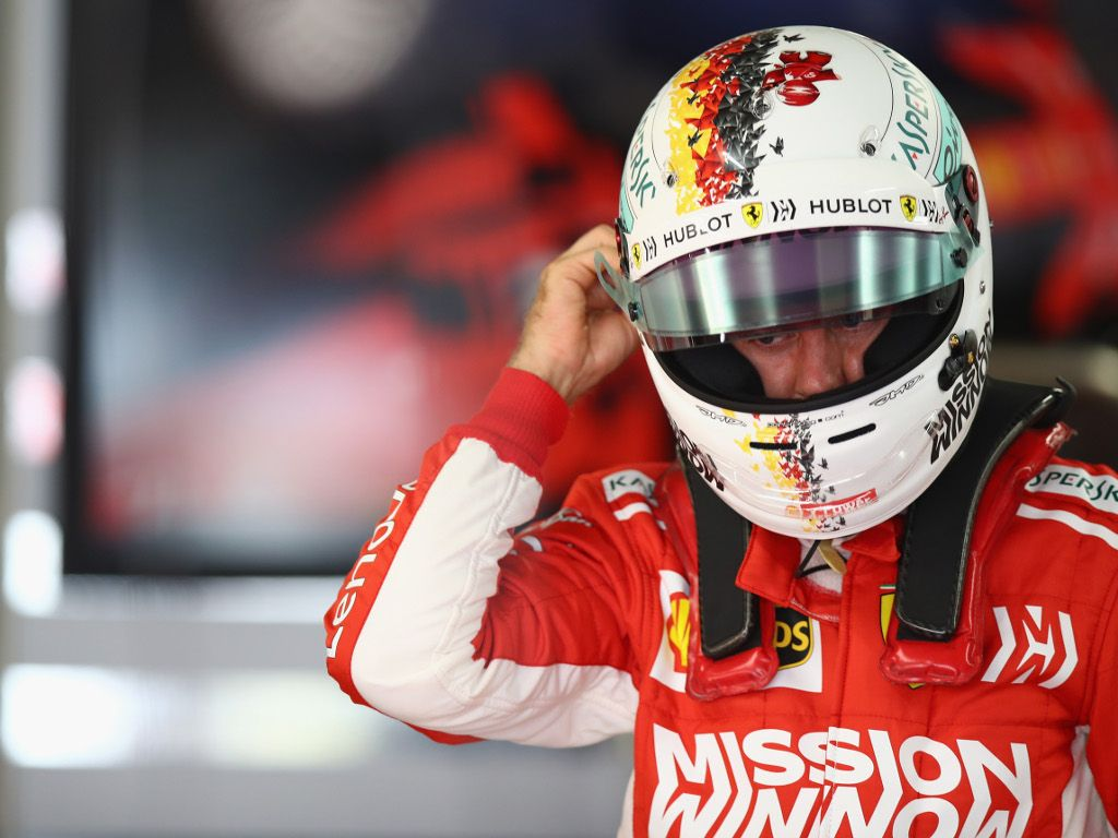 Sebastian Vettel: We had our pile of s**t