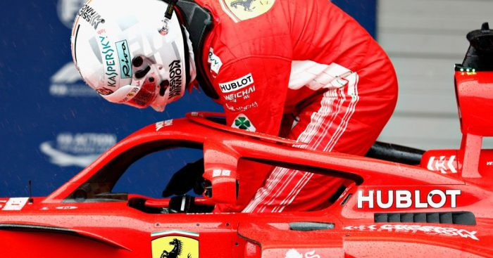 Sebastian Vettel: Go for the gap or stay at home