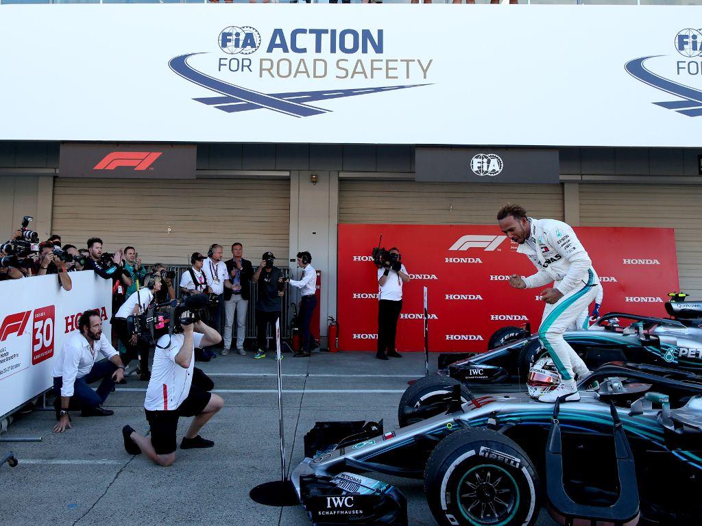 Lewis Hamilton: Ferrari drop-off was unexpected