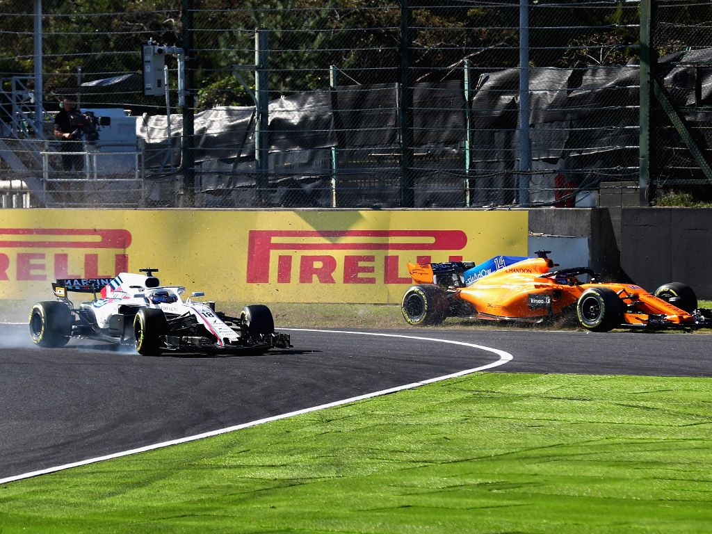 Fernando Alonso says penalty 'shows how bad F1 is'