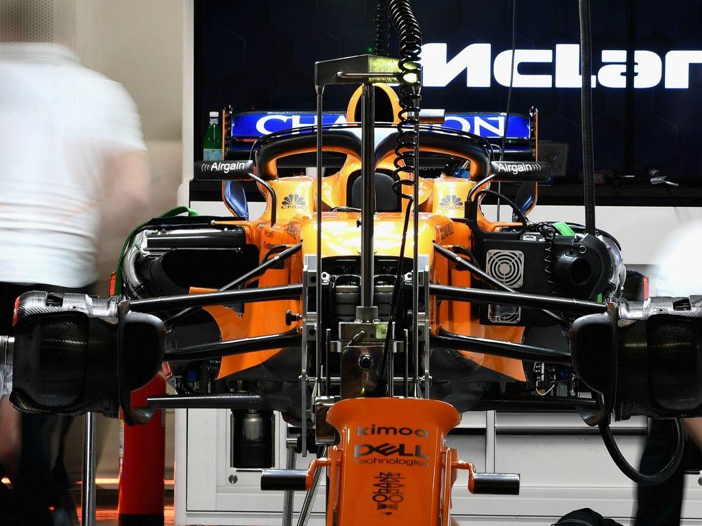 McLaren: Lack of upgrades