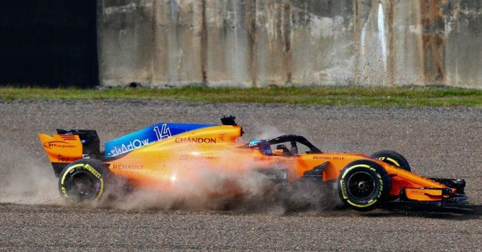 Charlie Whiting explains Fernando Alonso's Suzuka penalty