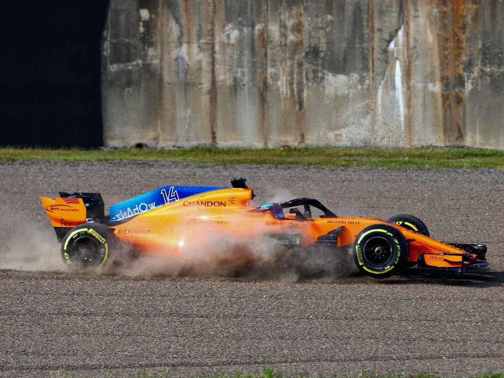 Charlie Whiting explains Fernando Alonso's Suzuka penalty