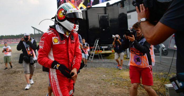 Five times Sebastian Vettel fluffed it in 2018
