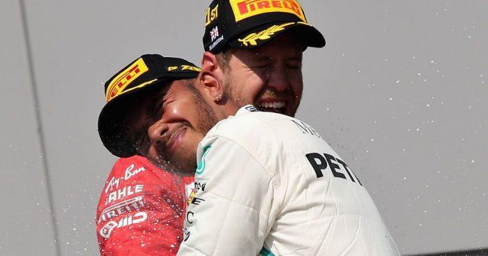 Lewis Hamilton: Show Vettel a little more respect