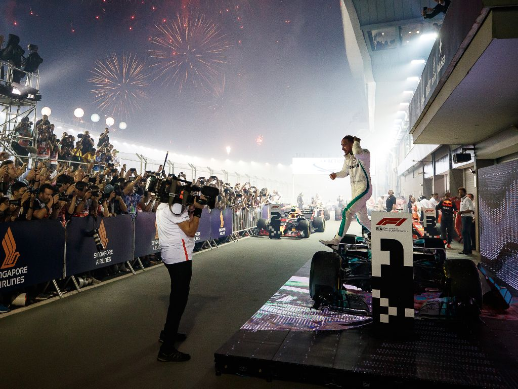 What Lewis Hamilton needs to win the title in Austin
