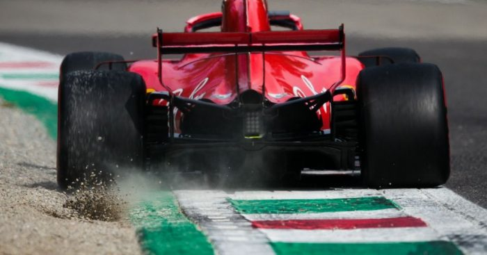 Sebastian Vettel: We've made it too easy for Mercedes