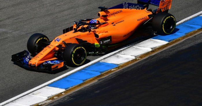 McLaren weren't late to nominate Suzuka tyres