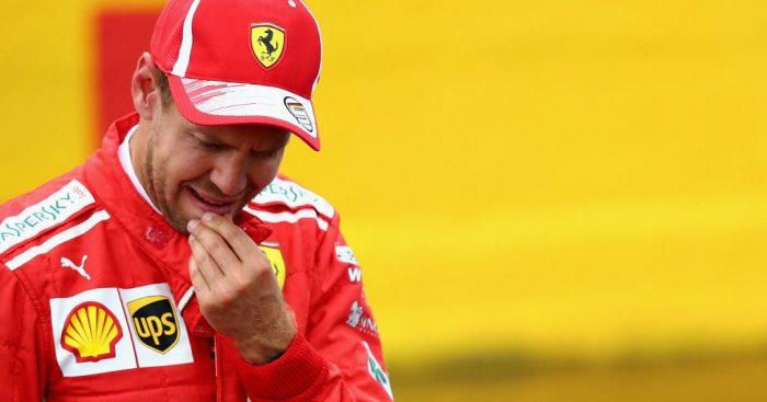 Flavio Briatore questions Sebastian Vettel's racing attitude
