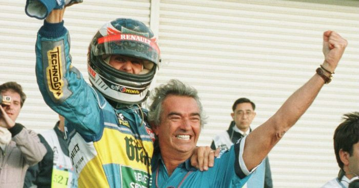'Benetton bosses were not convinced of Michael Schumacher'