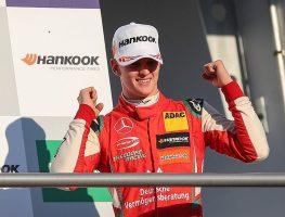 Mick Schumacher: F3 champion
