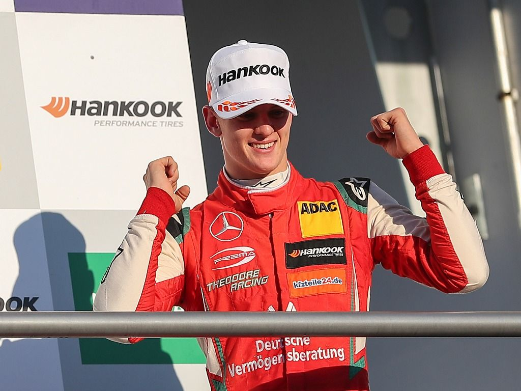 Mick Schumacher: F3 champion