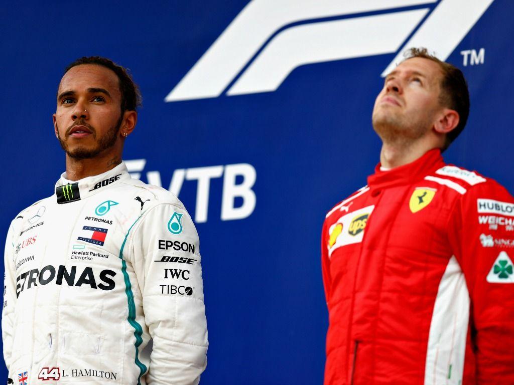 Sebastian Vettel: Troubled times at Ferrari