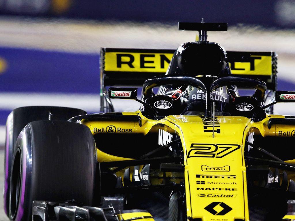 Nico Hulkenberg: Renault lack sharp weapon to fight