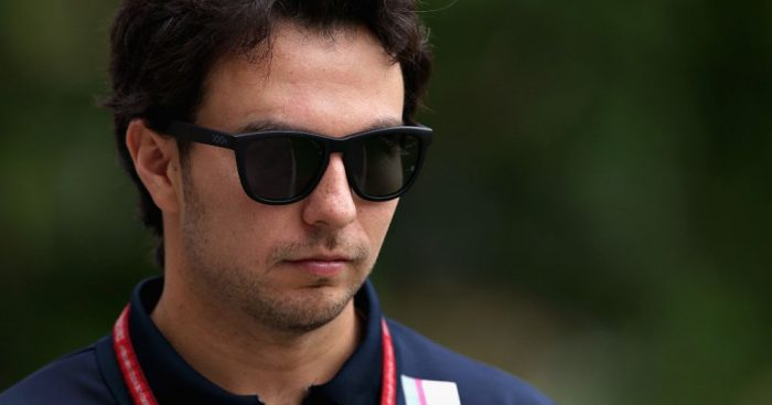 Perez to start United States GP from pit-lane