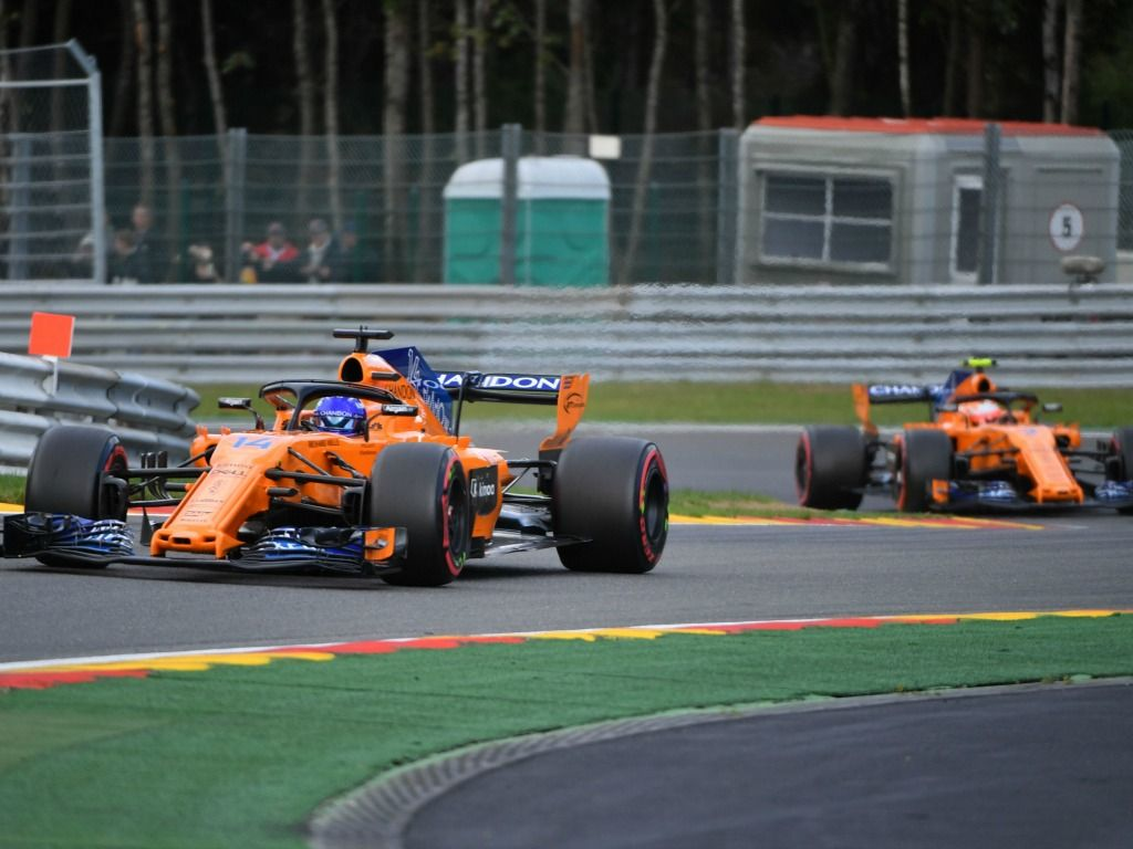 Gil De Ferran has to 'park anger' at McLaren's form