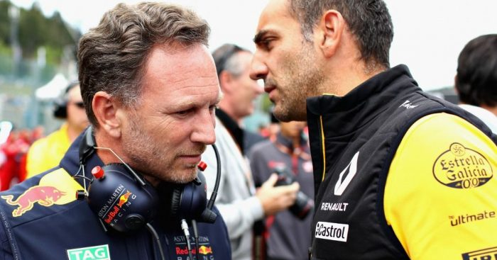 Renault: Worried about Honda spending
