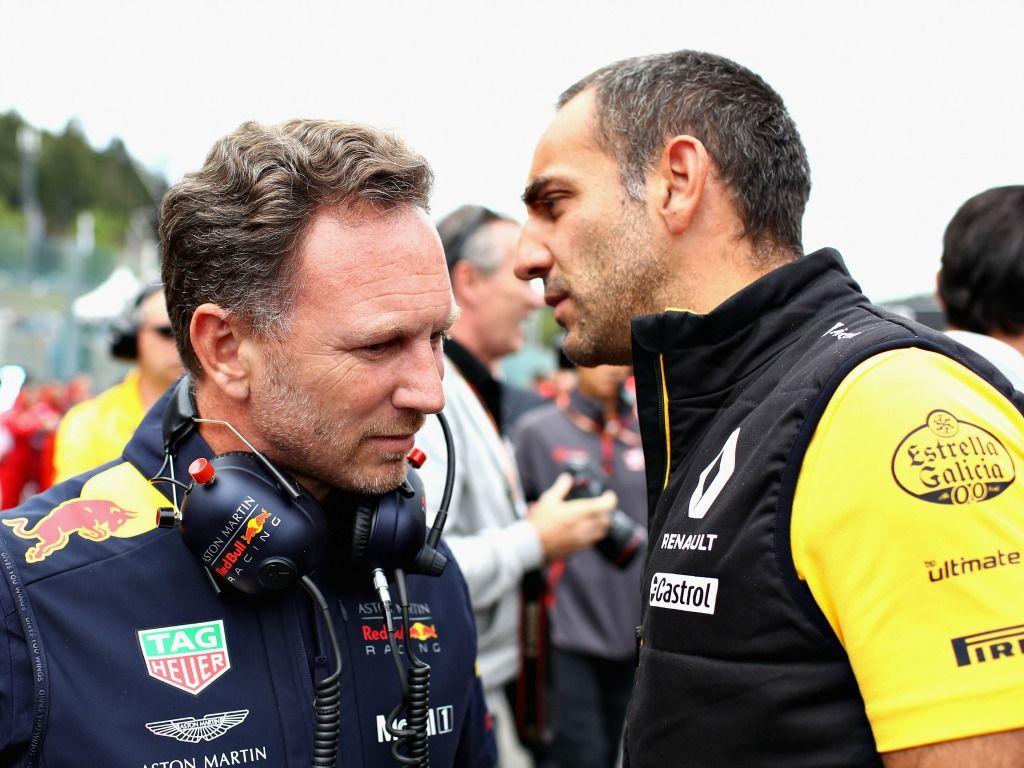 Renault: Worried about Honda spending