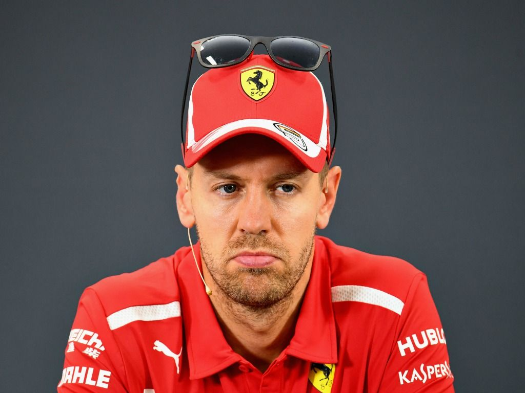 Sebastian Vettel: Summoned by stewards
