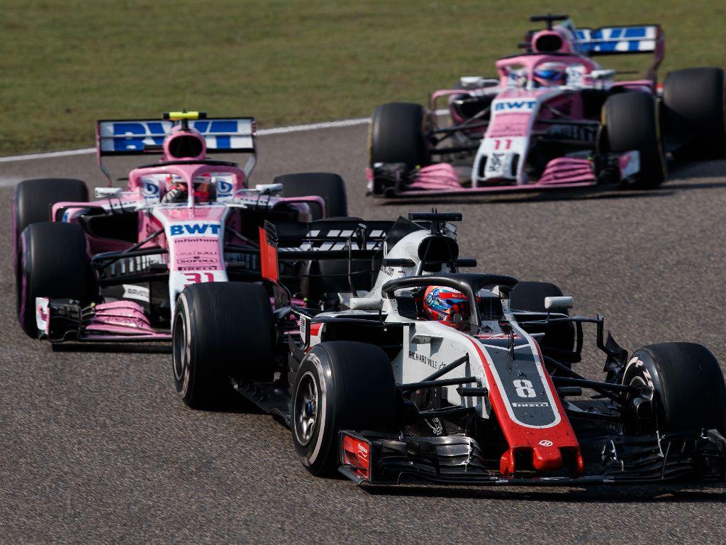 Haas racing in 'F1.5' says team owner