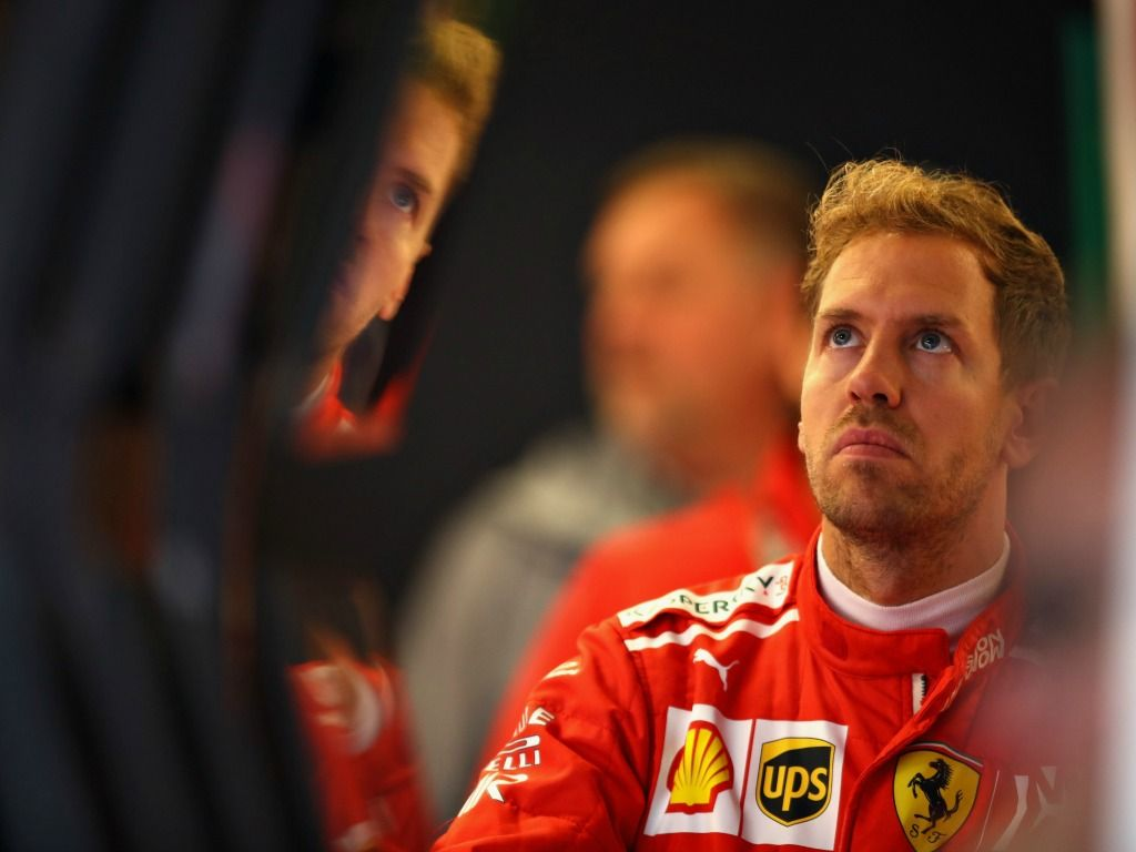Sebastian Vettel: Sympathy from other drivers