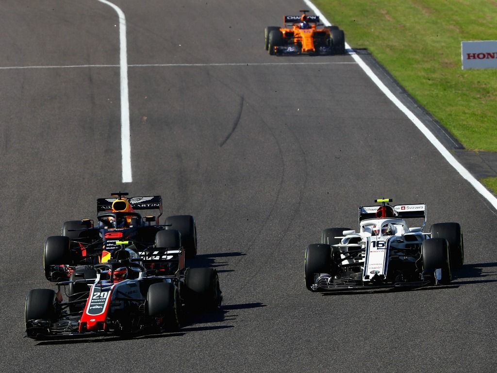 Kevin Magnussen: Japan block on Leclerc too late