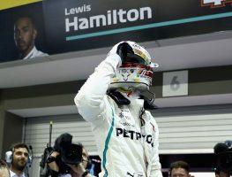 Nigel Mansell: Lewis Hamilton to match Schumacher by 2020
