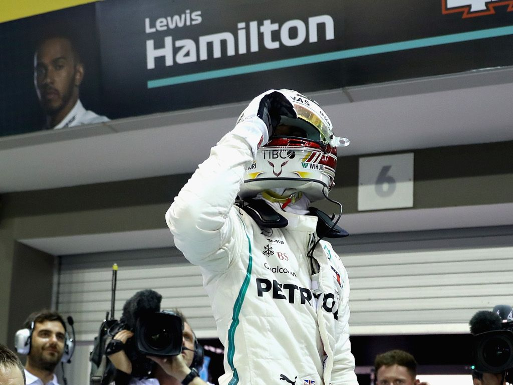 Nigel Mansell: Lewis Hamilton to match Schumacher by 2020