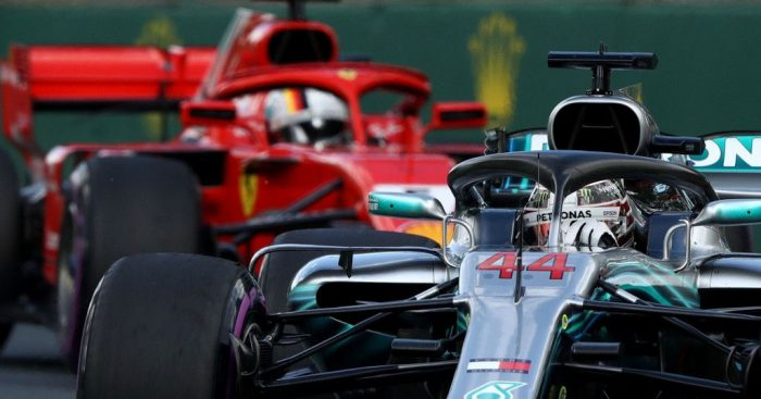F1 using 'overtaking sim' to design future tracks