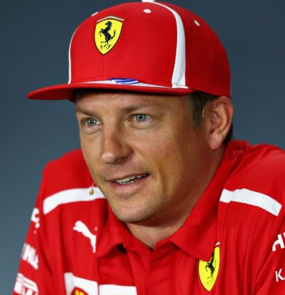 Kimi Raikkonen: Happier than finishing second