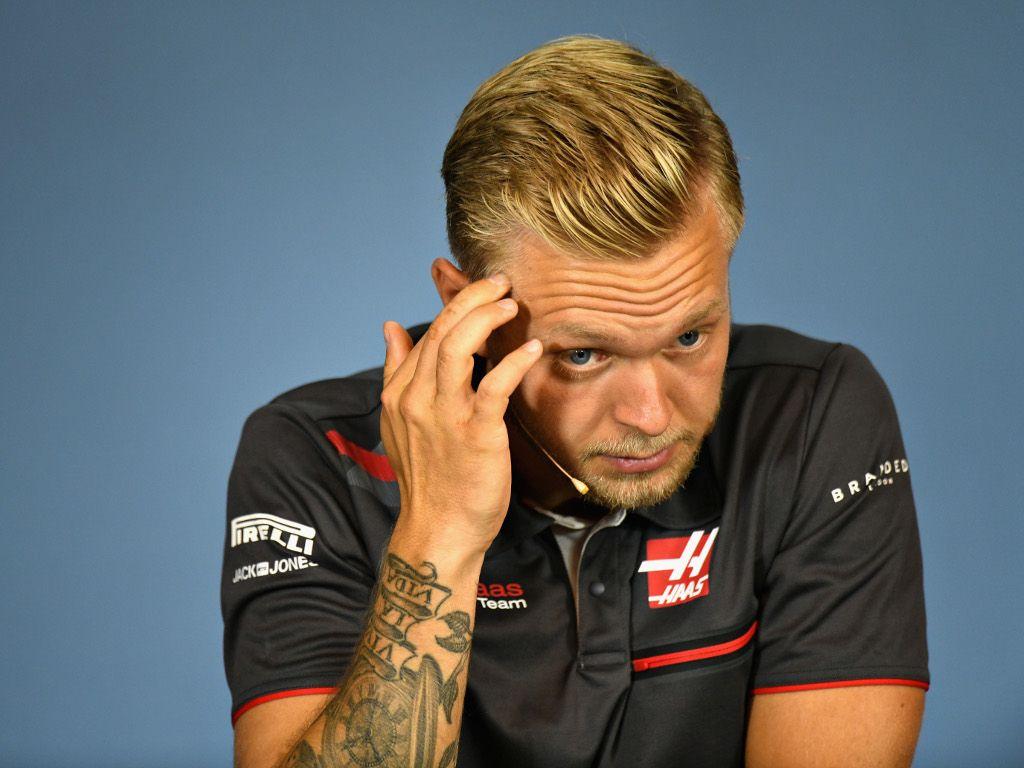Magnussen, Ocon DSQed, slams 'Formula FuelSaving'