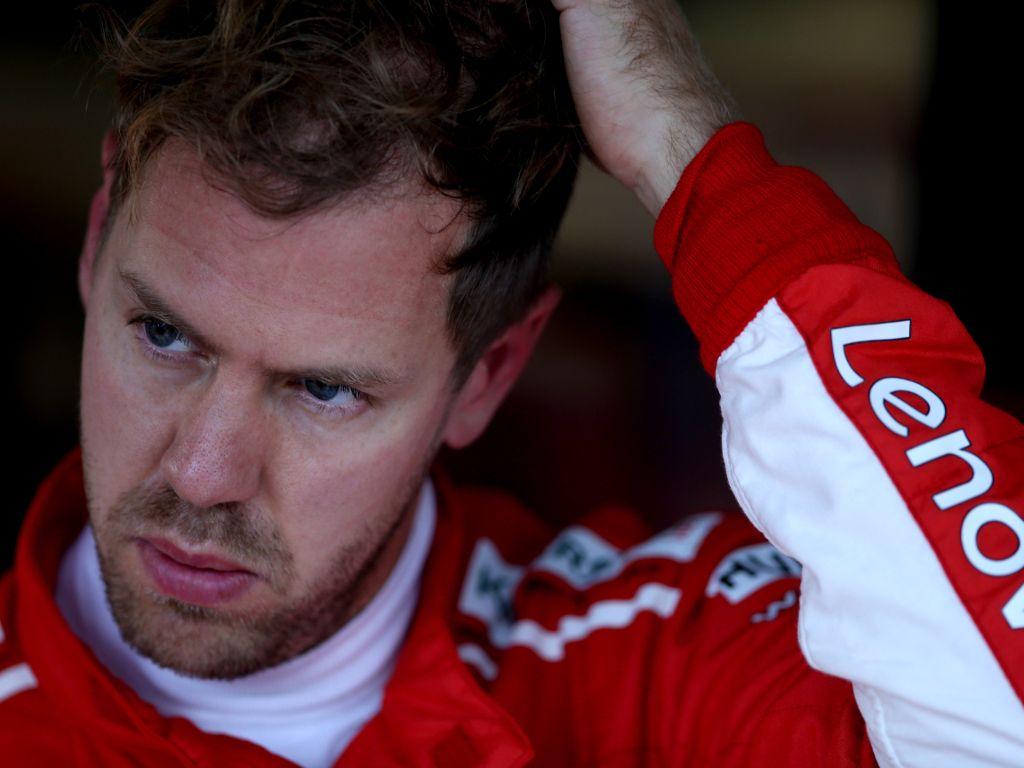 Sebastian Vettel: Ferrari took too long to refind form