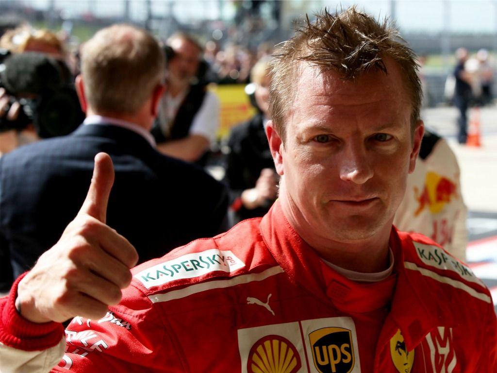 Kimi Raikkonen: Happy to leave