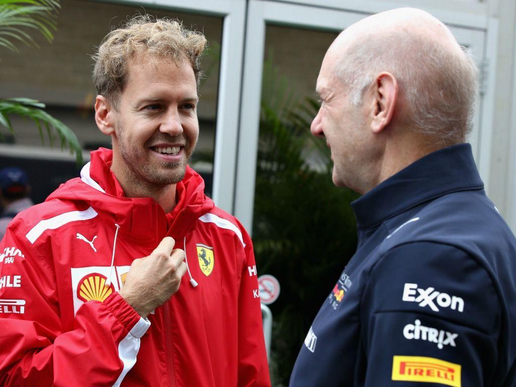 Sebastian Vettel: Red Bull comfort blanket