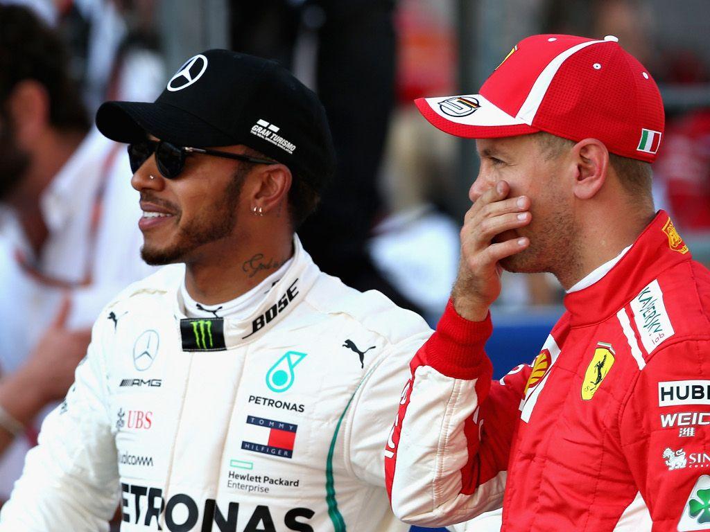 Sebastian Vettel: Error-prone 2018