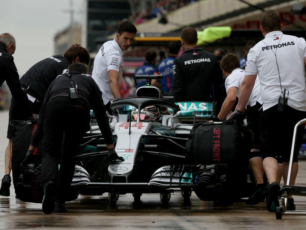 Mercedes: Talking tyres
