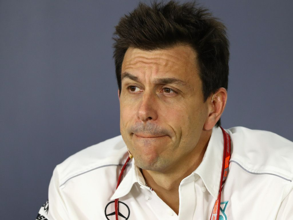 Toto Wolff: Keeping it cool