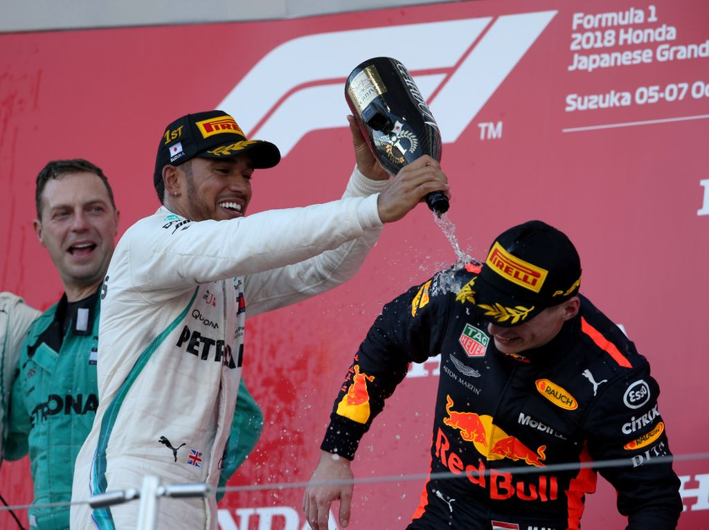 Red Bull rule out Max Verstappen-Lewis Hamilton pairing