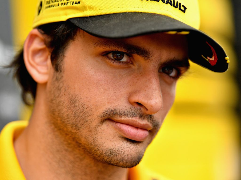 Carlos Sainz hoping for post-season McLaren run
