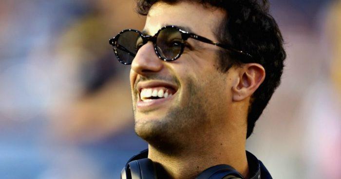 Daniel Ricciardo sets 'realistic' title tilt target