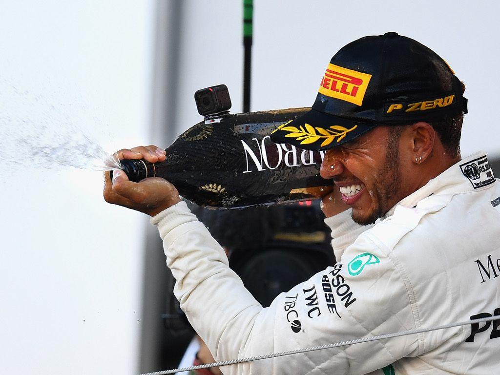 Lewis Hamilton: Five World titles