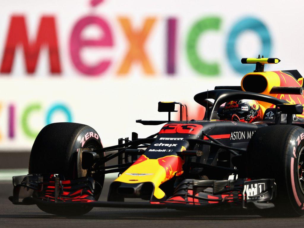 FP1: Max Verstappen leads Red Bull 1-2
