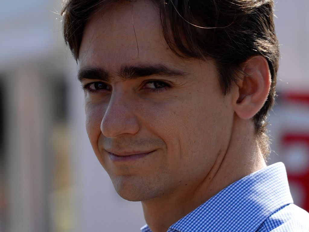 Esteban Gutierrez's name in the hat for Williams seat