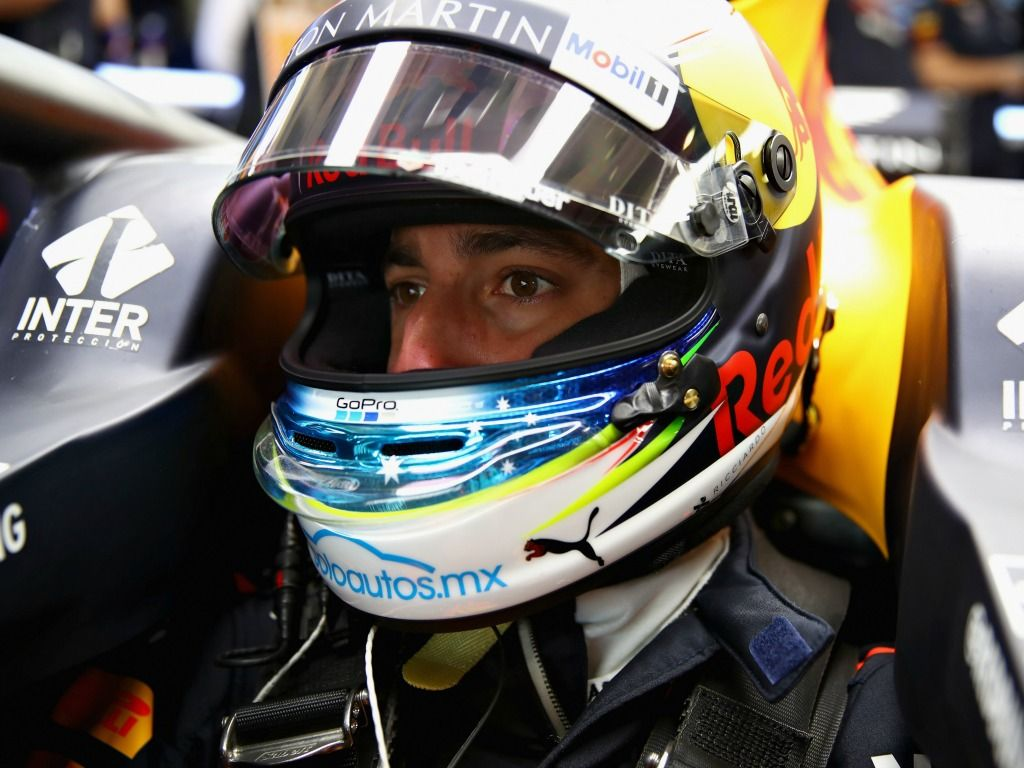 Daniel Ricciardo: Done with Red Bull car